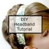DIY Headband Tutorial
