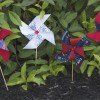 Red, White & Blue Pinwheels - Free Project!