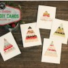 DIY Quilty Christmas Greeting Cards