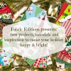 Christmas Countdown - Fat Quarters & Bundles