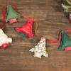 Last Minute Christmas Tree Garland
