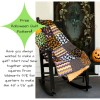 Halloween Quilt - Quick & Easy!