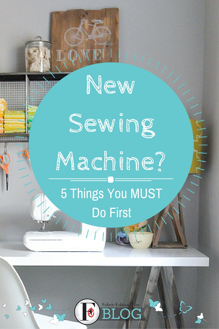 Easy Things to Sew With a Sewing Machine What's wonderful about this list of easy things to sew with a sewing machine is that any of these items can be given as a gift. The list also contains easy sewing projects to sell.