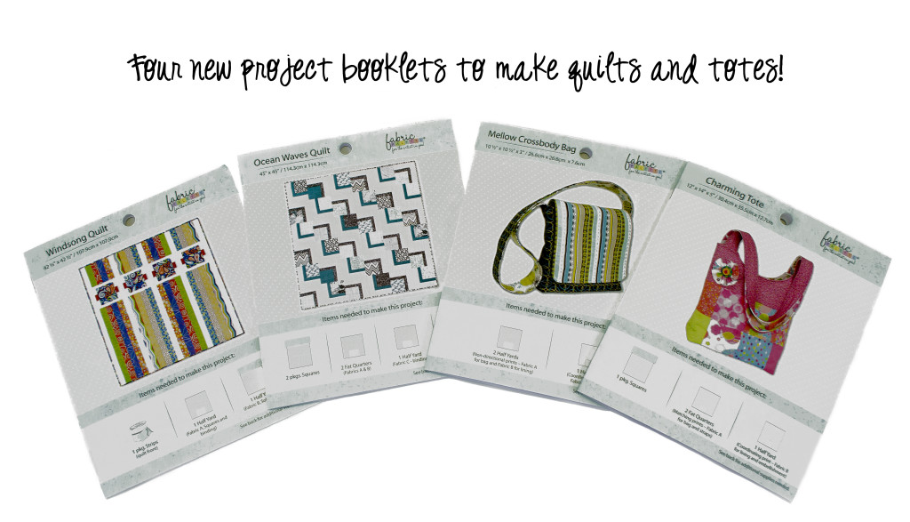 project booklets
