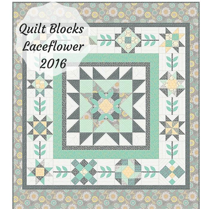 Quilt Blocks Laceflower