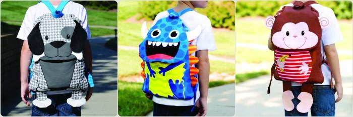 BackpacksDogMonstMonke