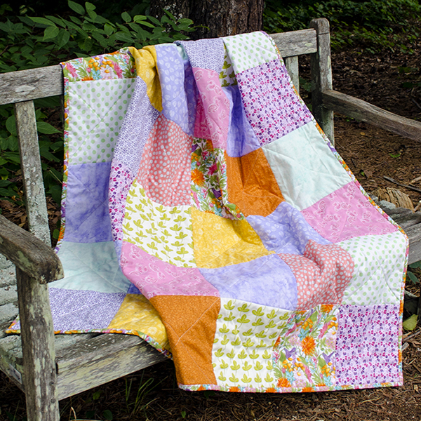 quiltedthrow_bench