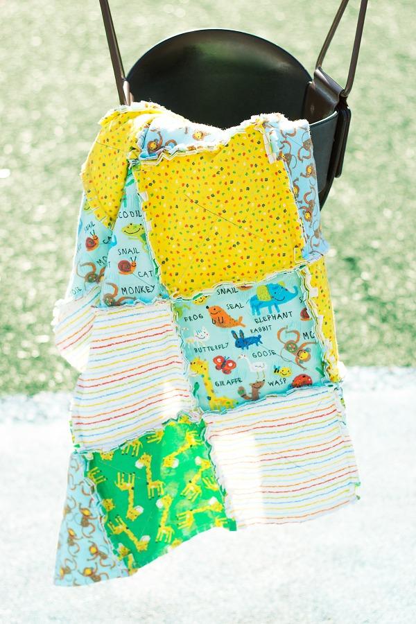 flannel rag quilt700