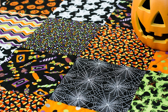 Halloween Quilt - Quick & Easy! - Fabric Editions Blog