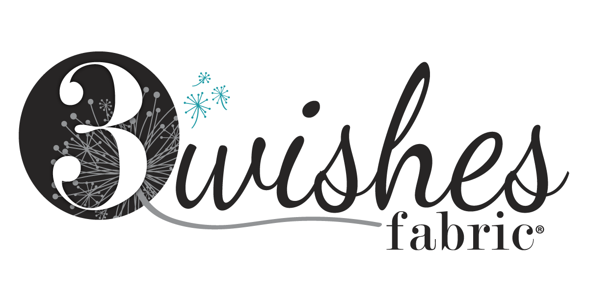 Make a Color Splash with 3 Wishes Fabric! - Fabric Editions Blog